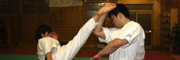 日本武道学舎 空手